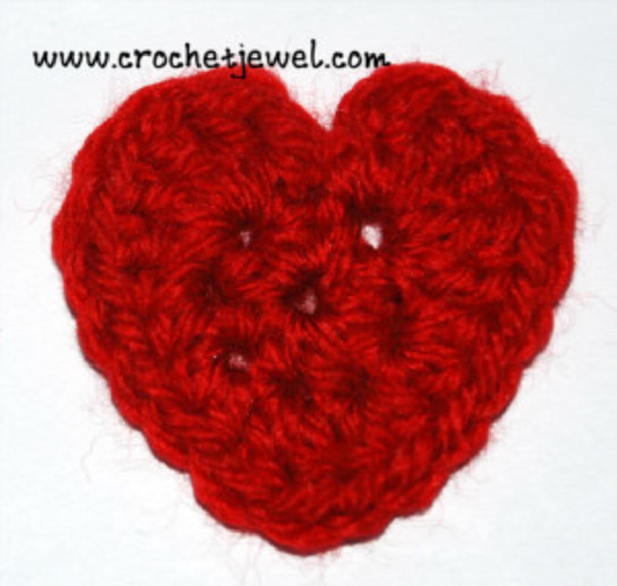 Small Heart Pattern