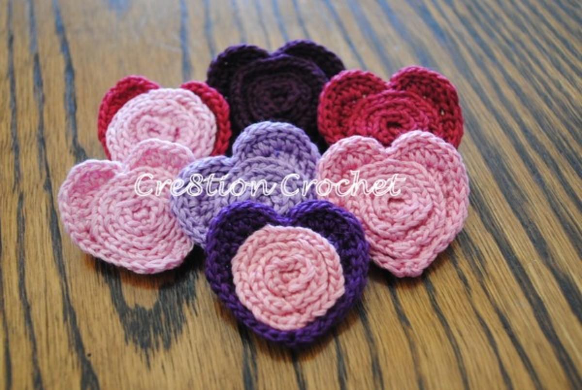 Valentine's Day Heart Pins