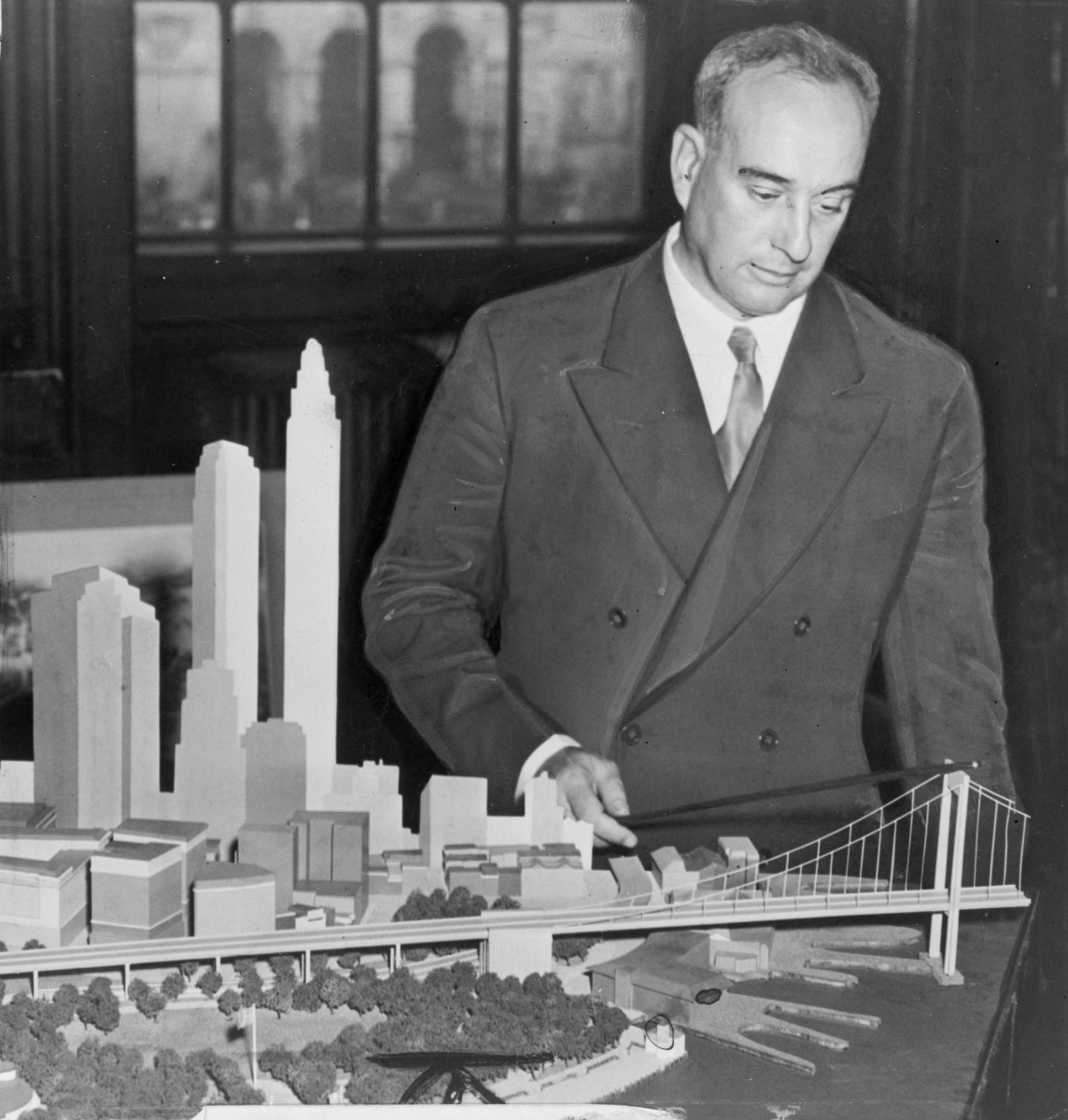 The dreaded Robert Moses