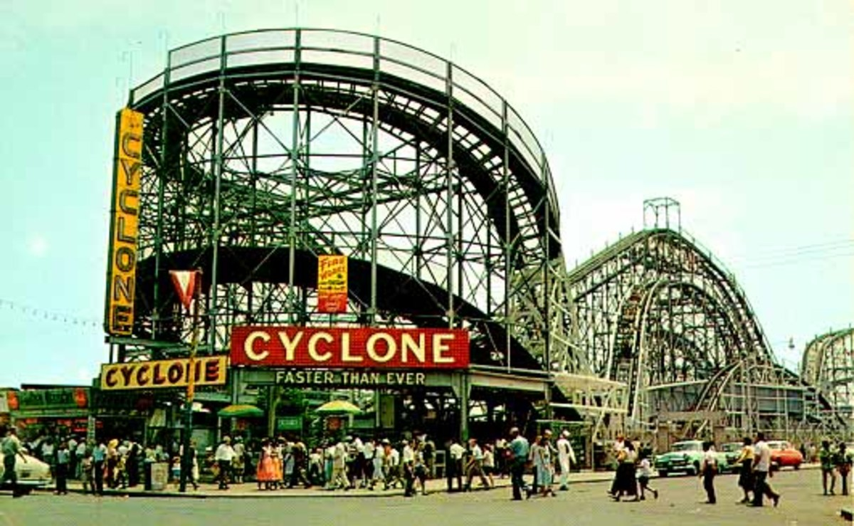 Rides like The Cyclone were just too beloved for any politician to allow Robert Moses to demolish Coney Island. They would change their tune a few years later, but by then Moses was no longer in office.