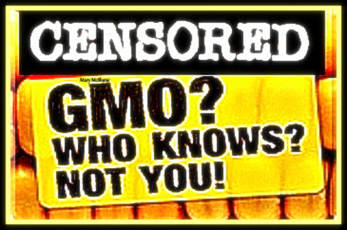 Biotech companies are launching an all out war against your right to know what GMO's will do to you in 10, 20, 30 years. Agent  Orange is a classic example. If war didn't kill our soldiers, the aftereffects of Monsanto's Agent Orange will!
