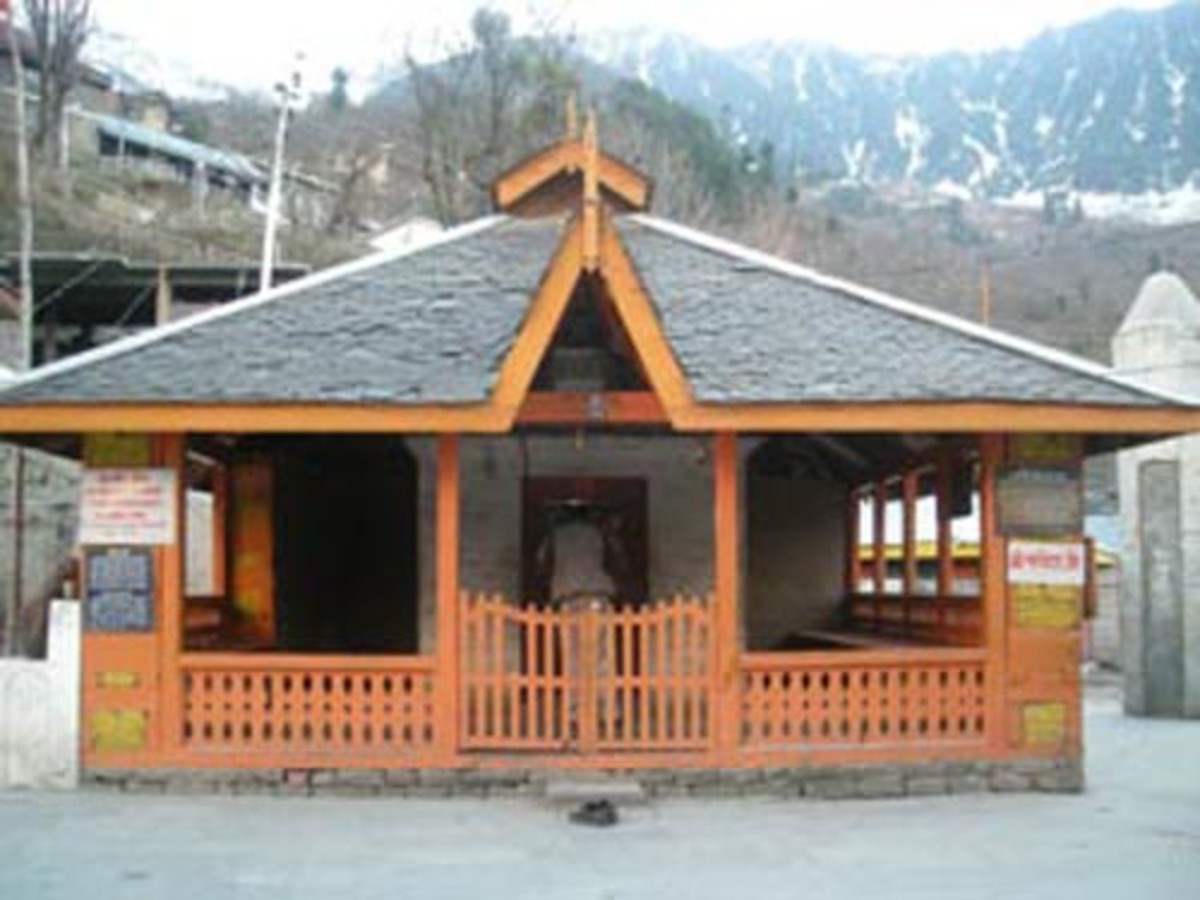The Ganesha Temple