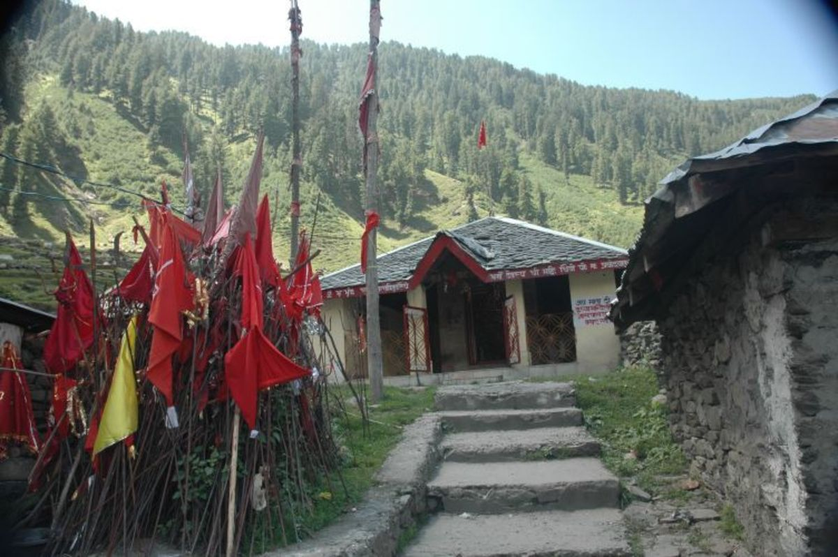 Brahmani Devi Temple, Bharmour