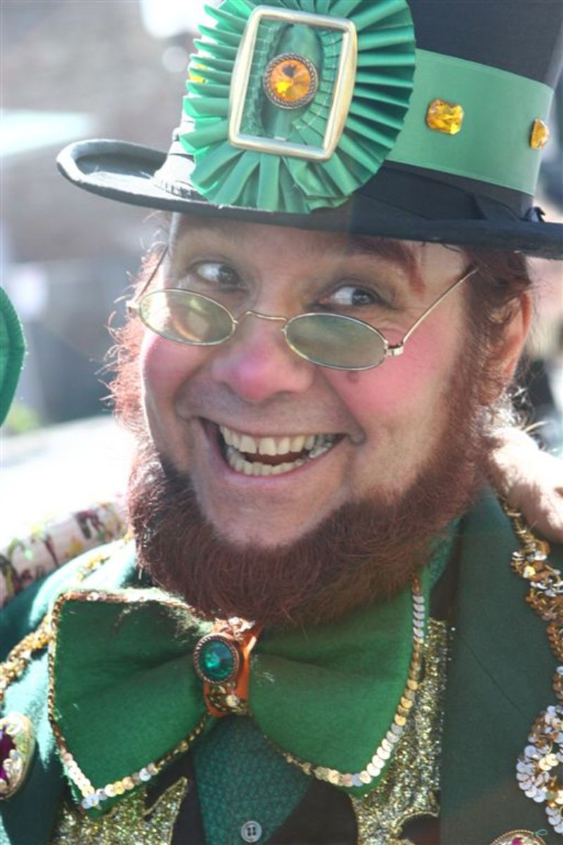 Leprechauns: Darling Irish Faerie or Evil Sprites that Haunt Irish Basements?