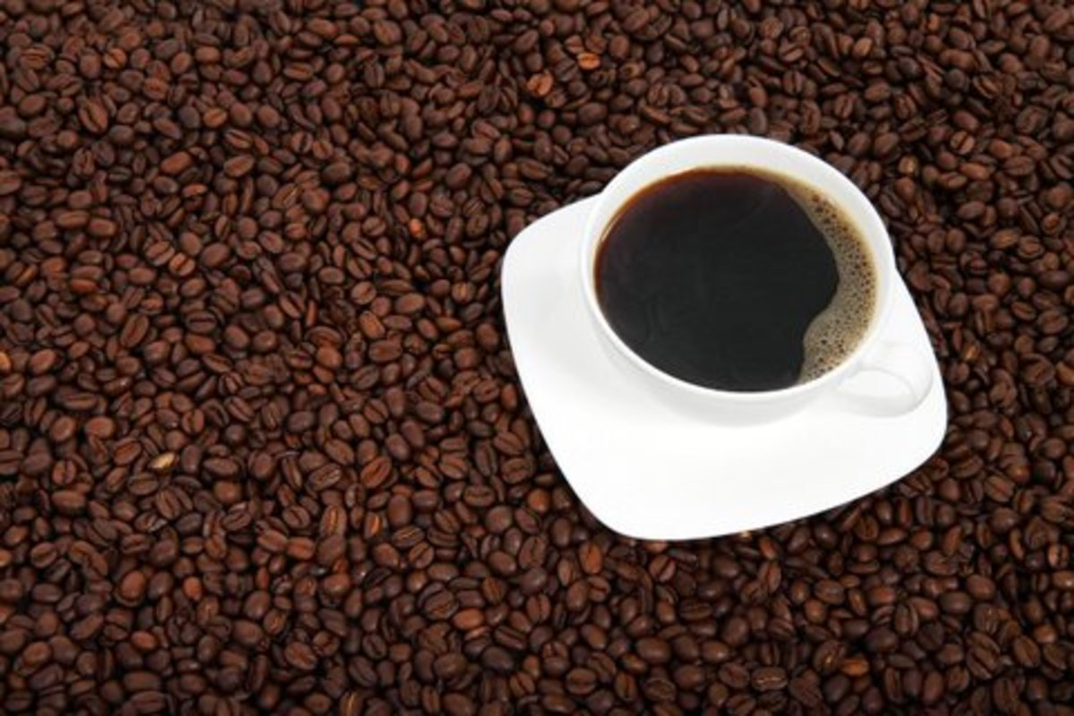 Coffee help reduce tremor symptoms caused by Parkinson's disease
