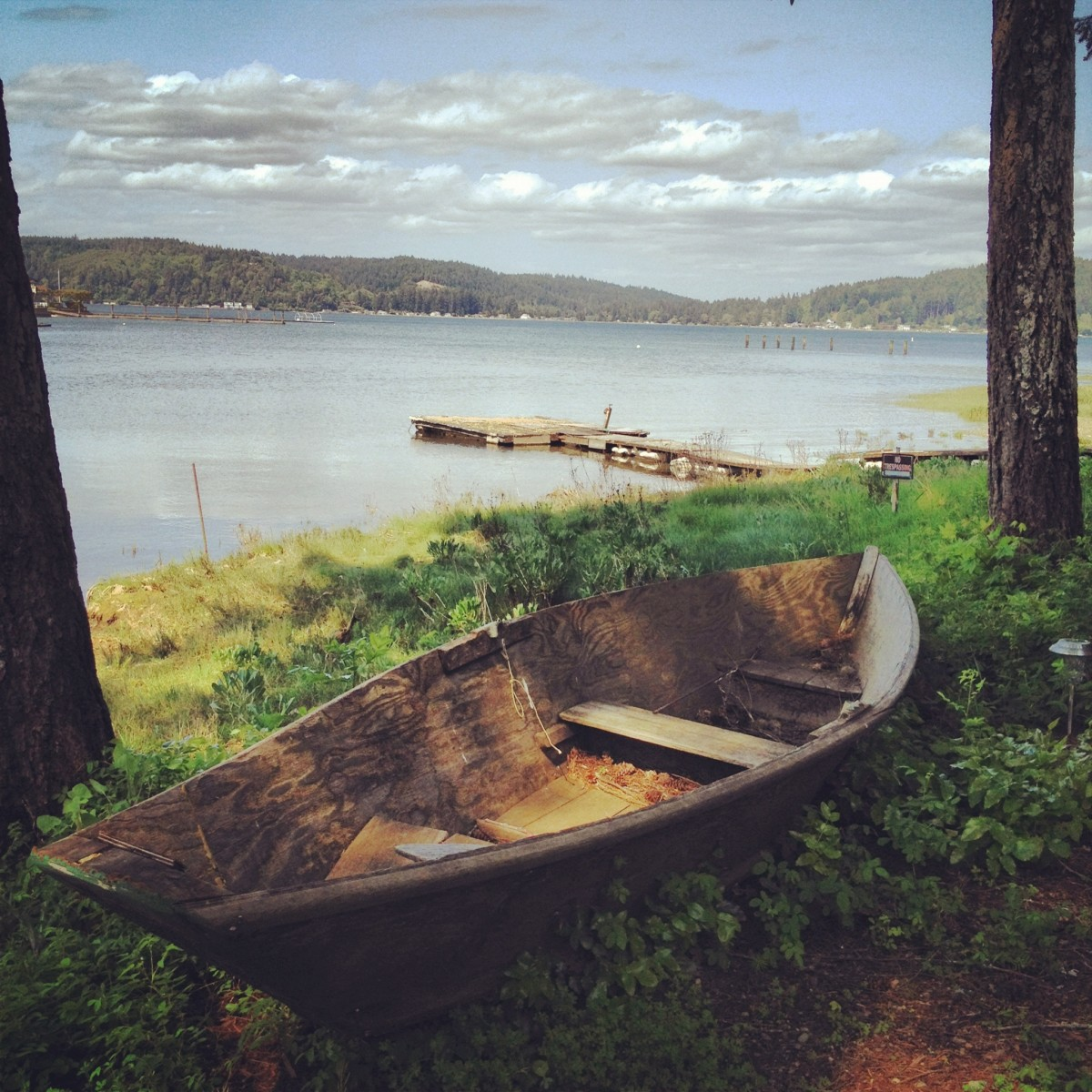 Summers on the Hood Canal are peaceful and relaxing. Bill Gates retired to his summer home on the Hood Canal in Union, next to the Alderbrook Resort.