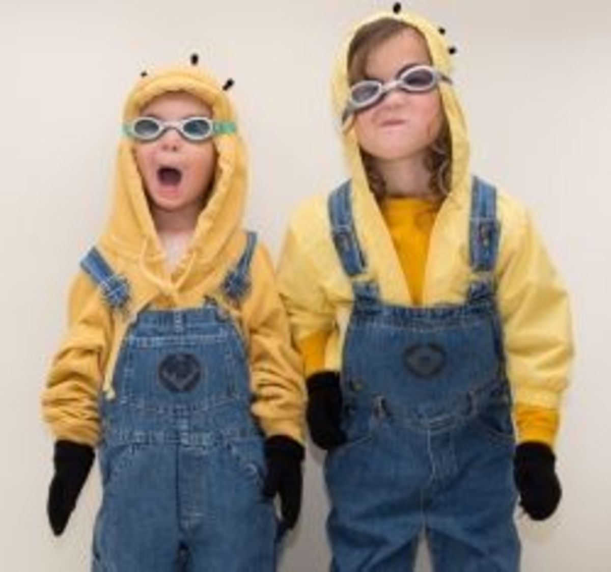 DIY Minion Costumes