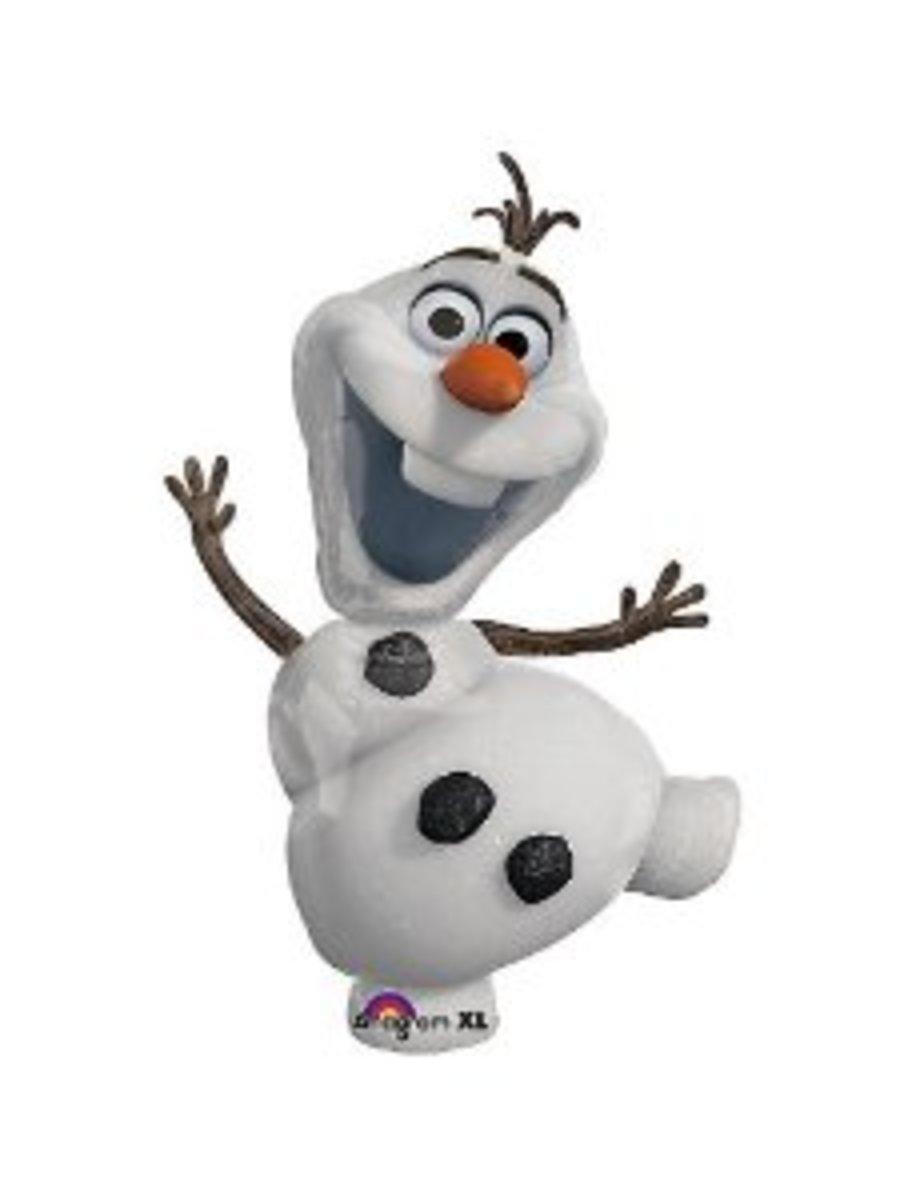 Disney Frozen Olaf Balloon