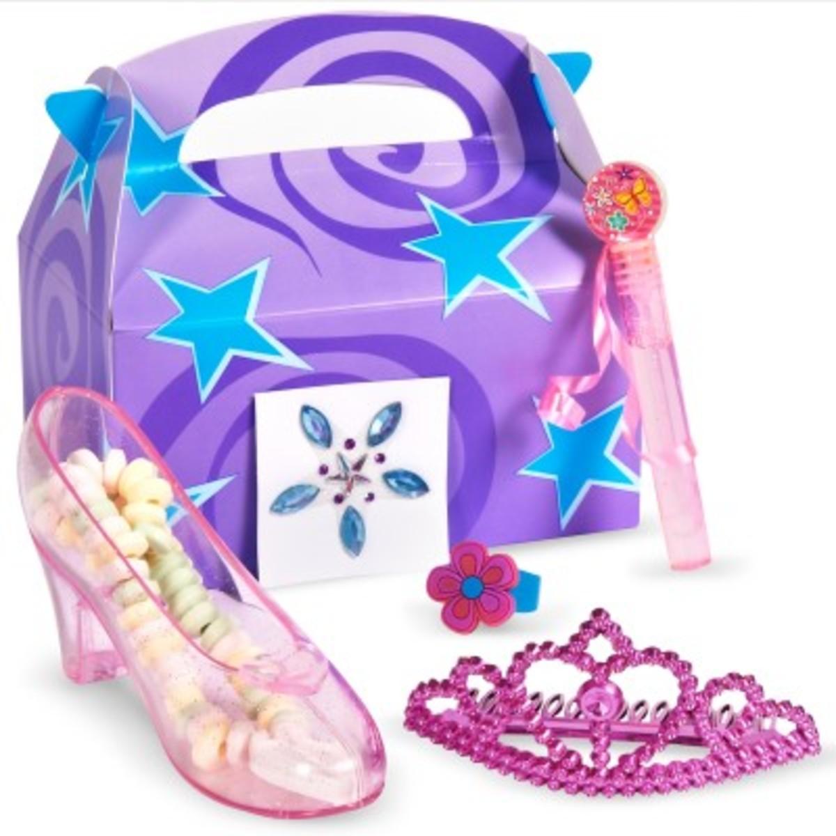 Licensed Disney Frozen Party Favor Boxes