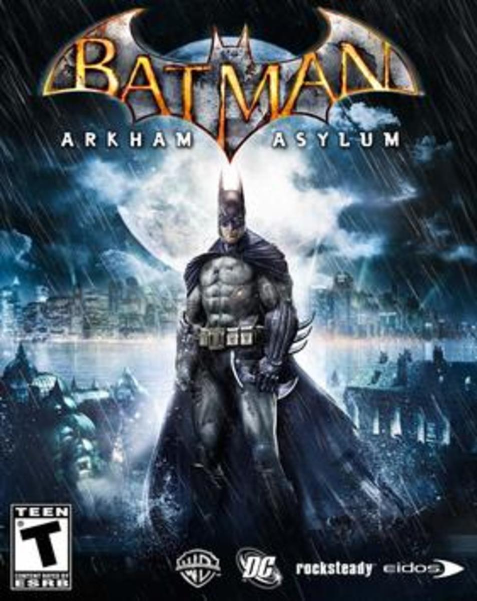 A Great Series Of Games Like Prototype For Batman Fans.