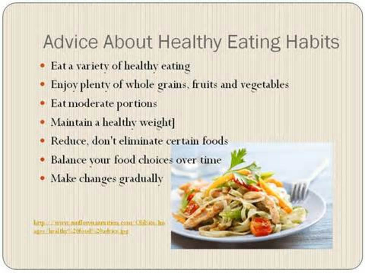 healthy eating tips 7 healthy habits for the non fitness 30626
