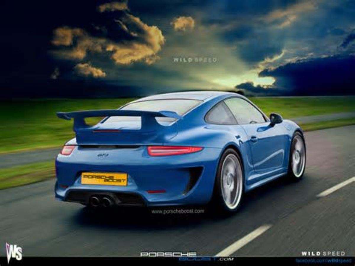 Porsche Issues GT3 Recall. Could They Be Responsible Paul Walker and Ryan Dunn's Tragic Deaths?
