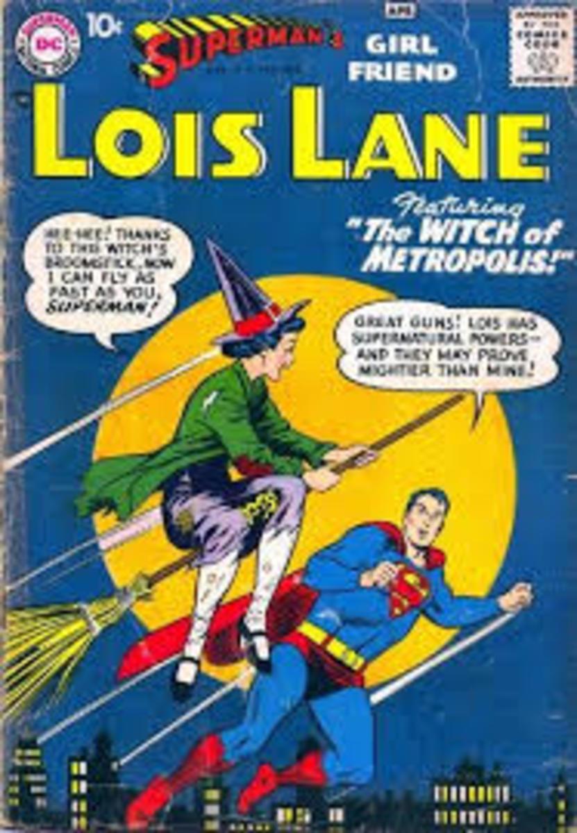 Superman's Girlfriend Lois Lane # 1