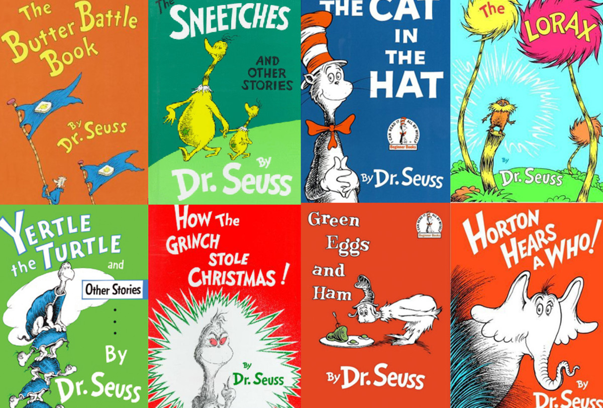 The Original Dr. Seuss Titles