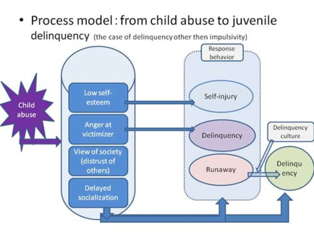 an analysis of aggresiveness of juvenile delinquents The program of research on the causes and correlates of delinquency is an topics related to juvenile violence and delinquency  eg, aggression and.