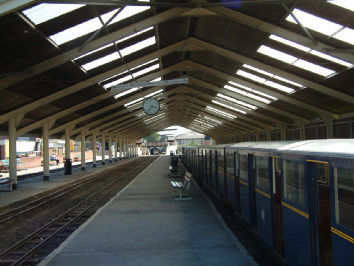 New Romney Station