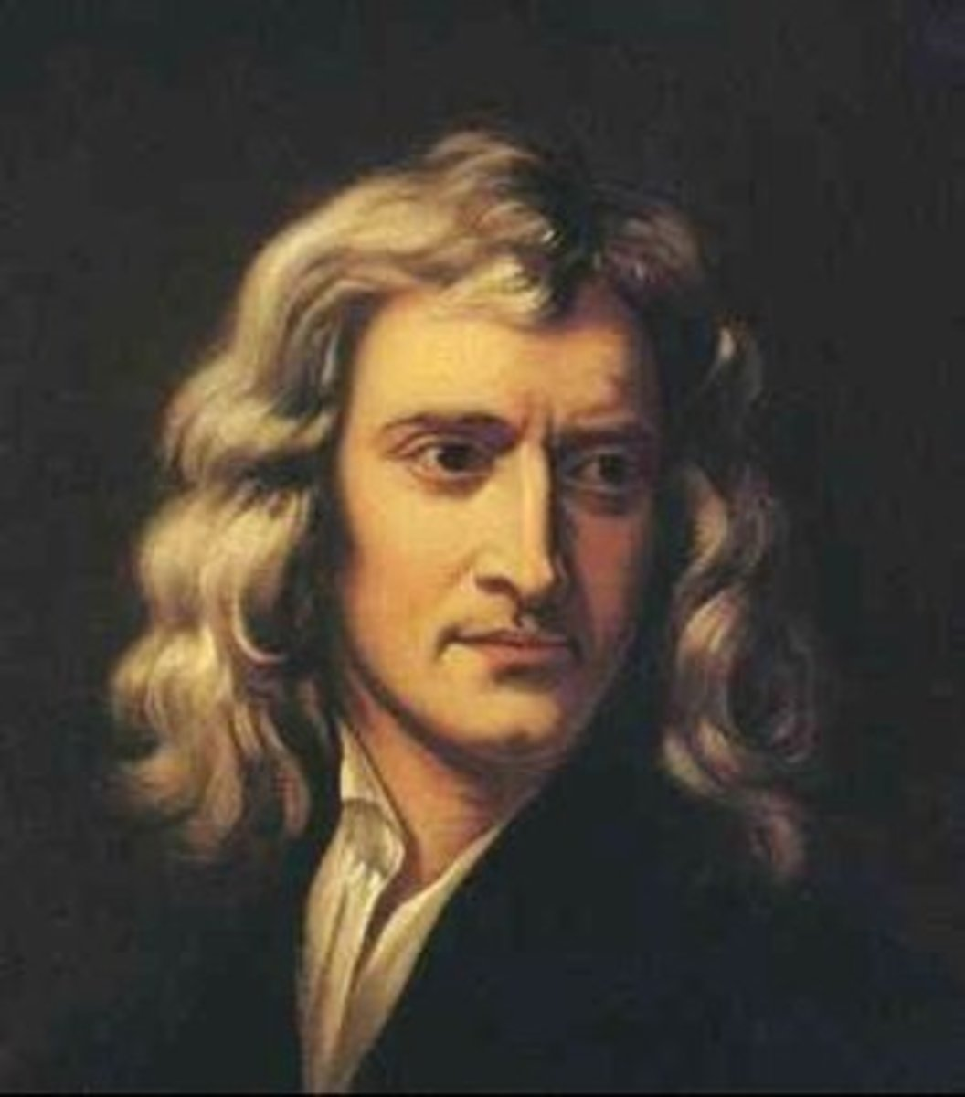 The Rivalry Between Isaac Newton and Robert Hooke
