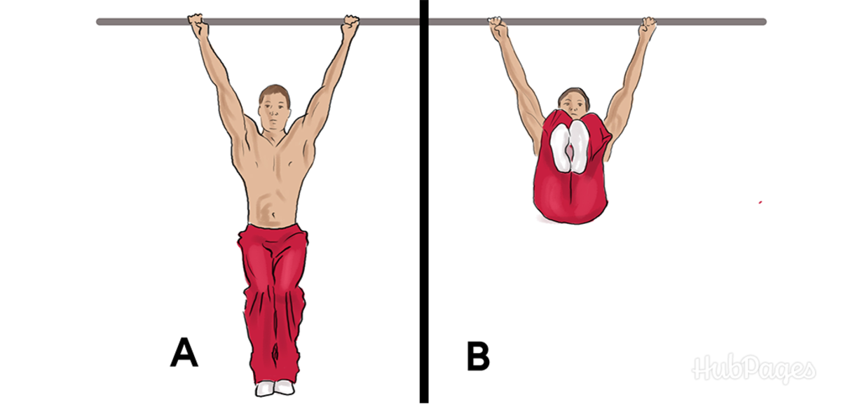 hanging exercise to increase height