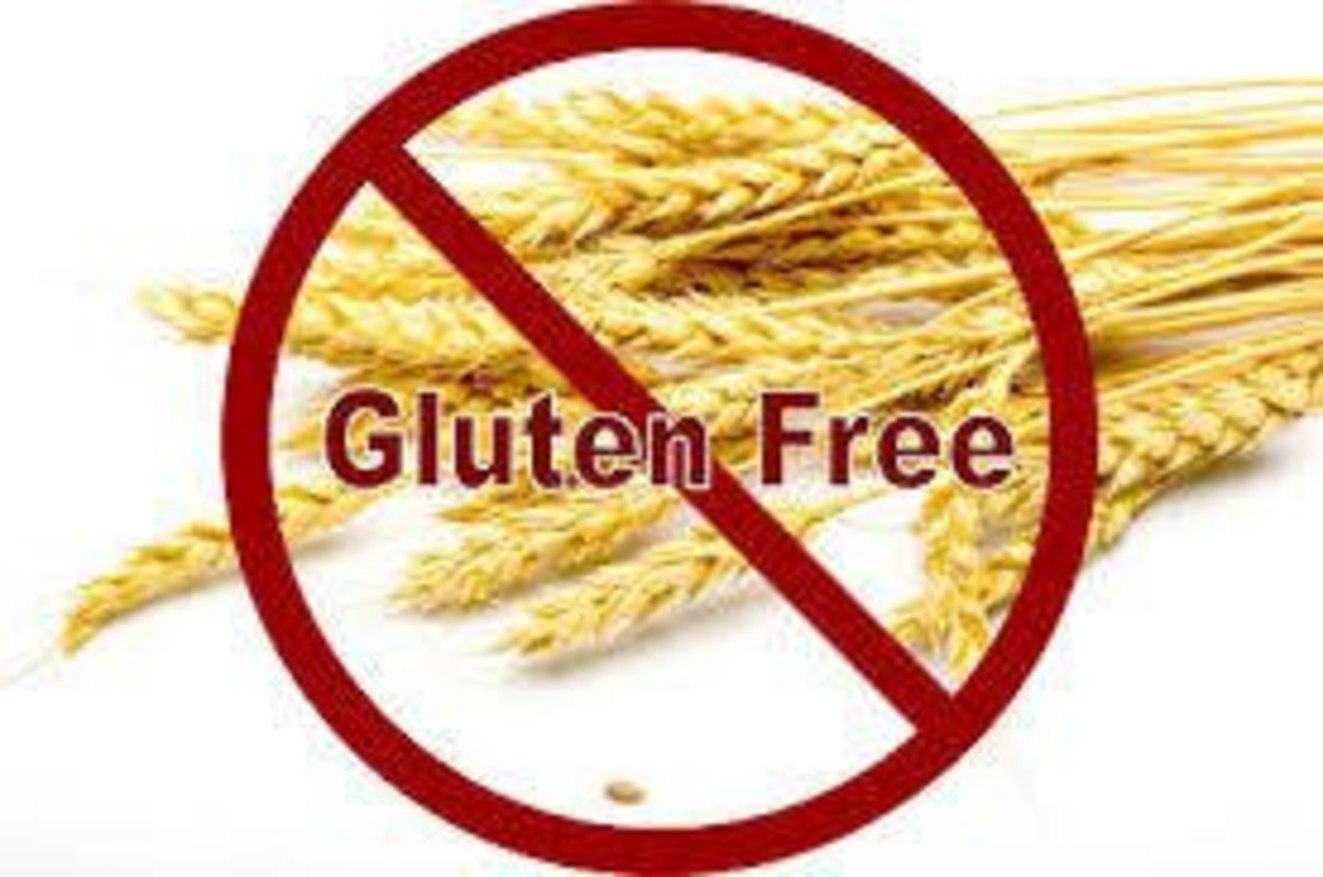 Gluten free is only one way to treat Celiac Disease, it is not the ONLY way to treat Celiac Disease! Modifications to your lifestyle and the times you eat meals can also help.
