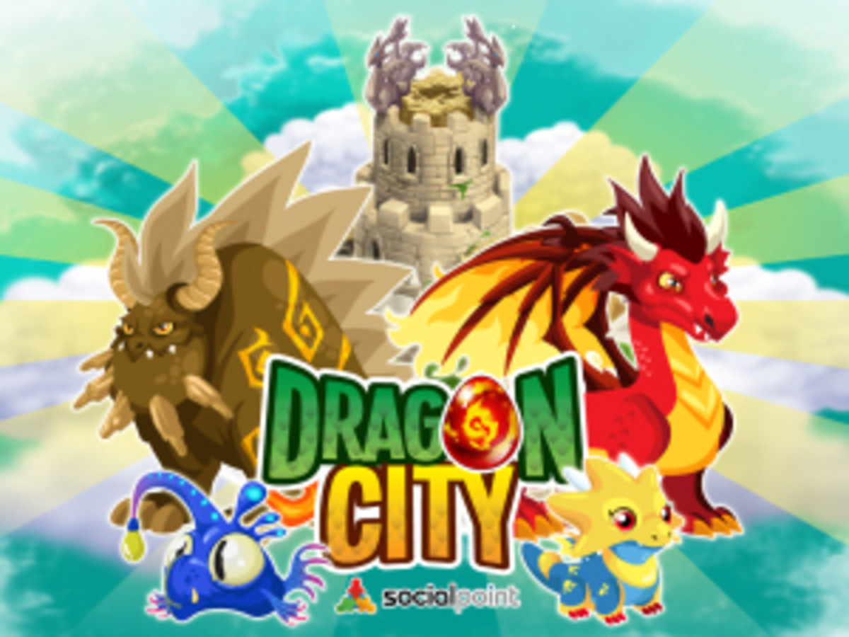 Dragon City Game: Food, Habitats and Buildings Guide
