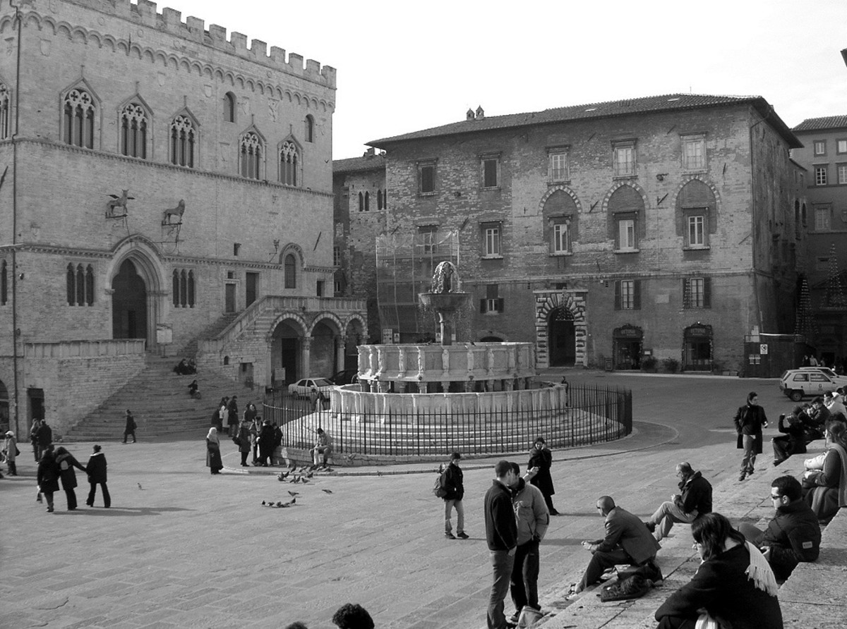 Facts about Perugia, the Beautiful City in Italy
