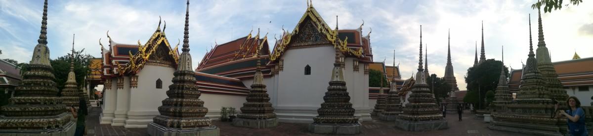 Thailand Buddhist Temple