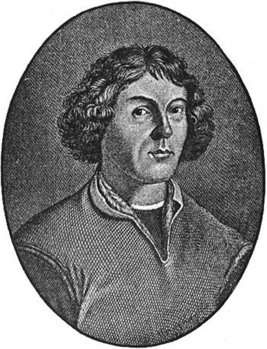 Copernicus (public domain)