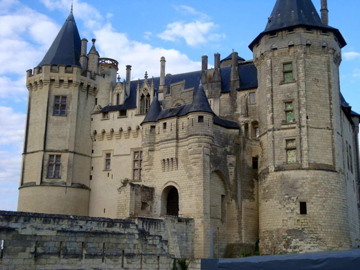 The forever knights can be found in huge medieval castles