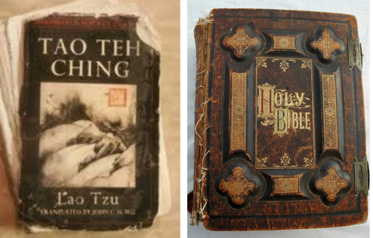 Tao The Ching vs The Bible: Which is morally superior?