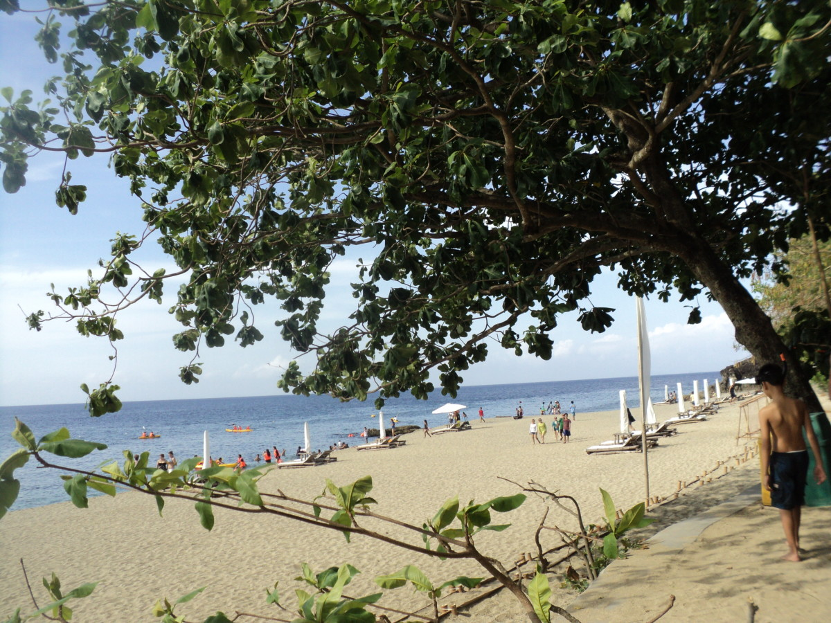 Review of La Luz Beach Resort and Spa, Hugom, San Juan, Batangas