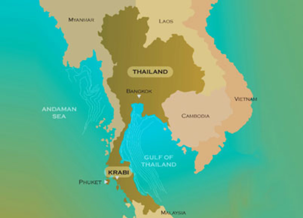 Do not go to Thailand Krabi Before you read this - Ao Nang Edition