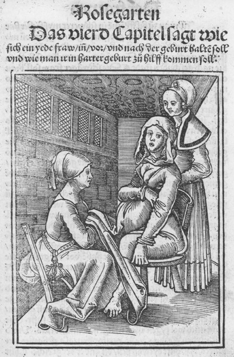 Medieval Midwifery