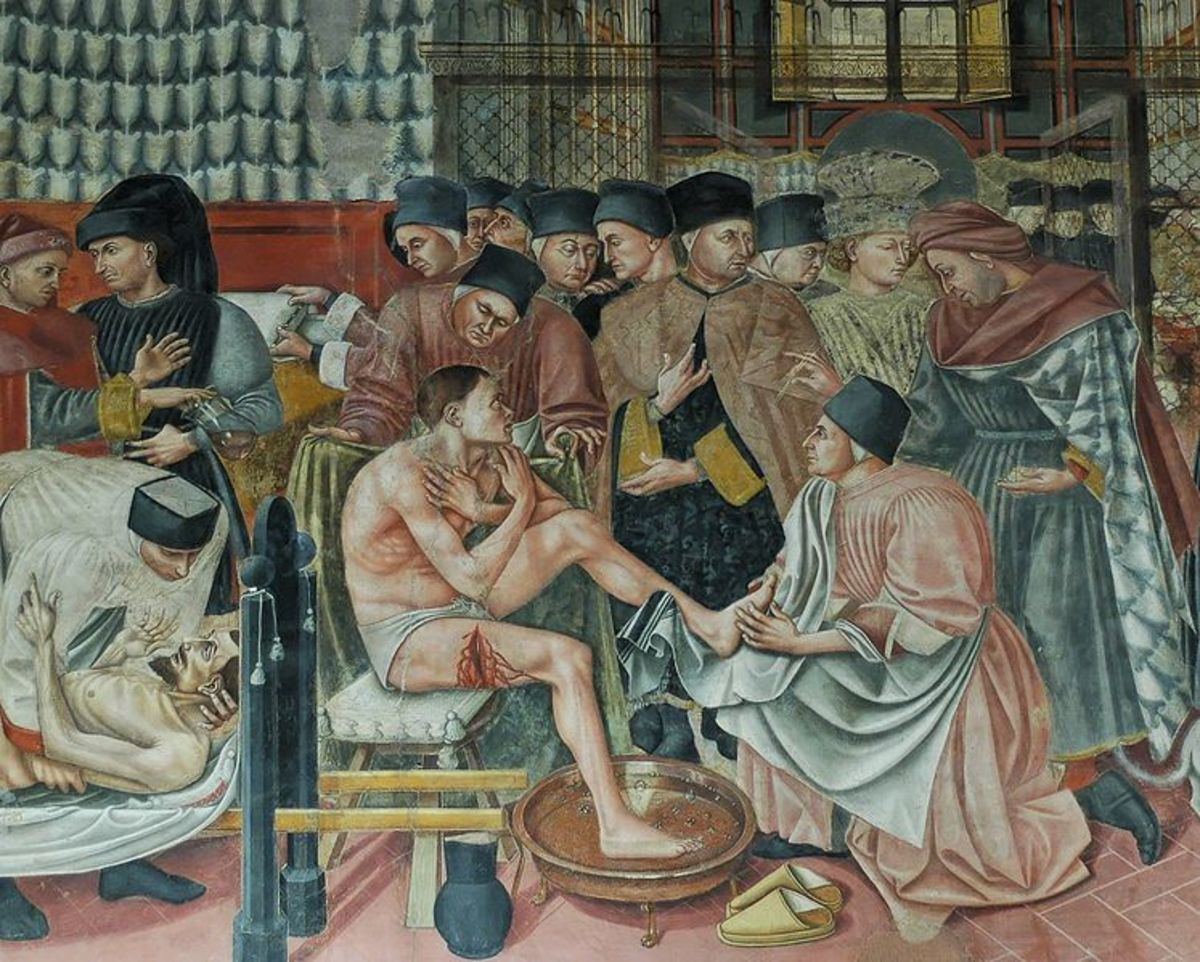 Medieval Medical Practices
