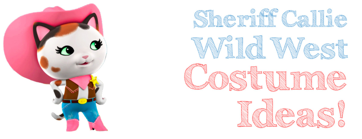 Sheriff Callie's Wild West Kids Costumes & ideas