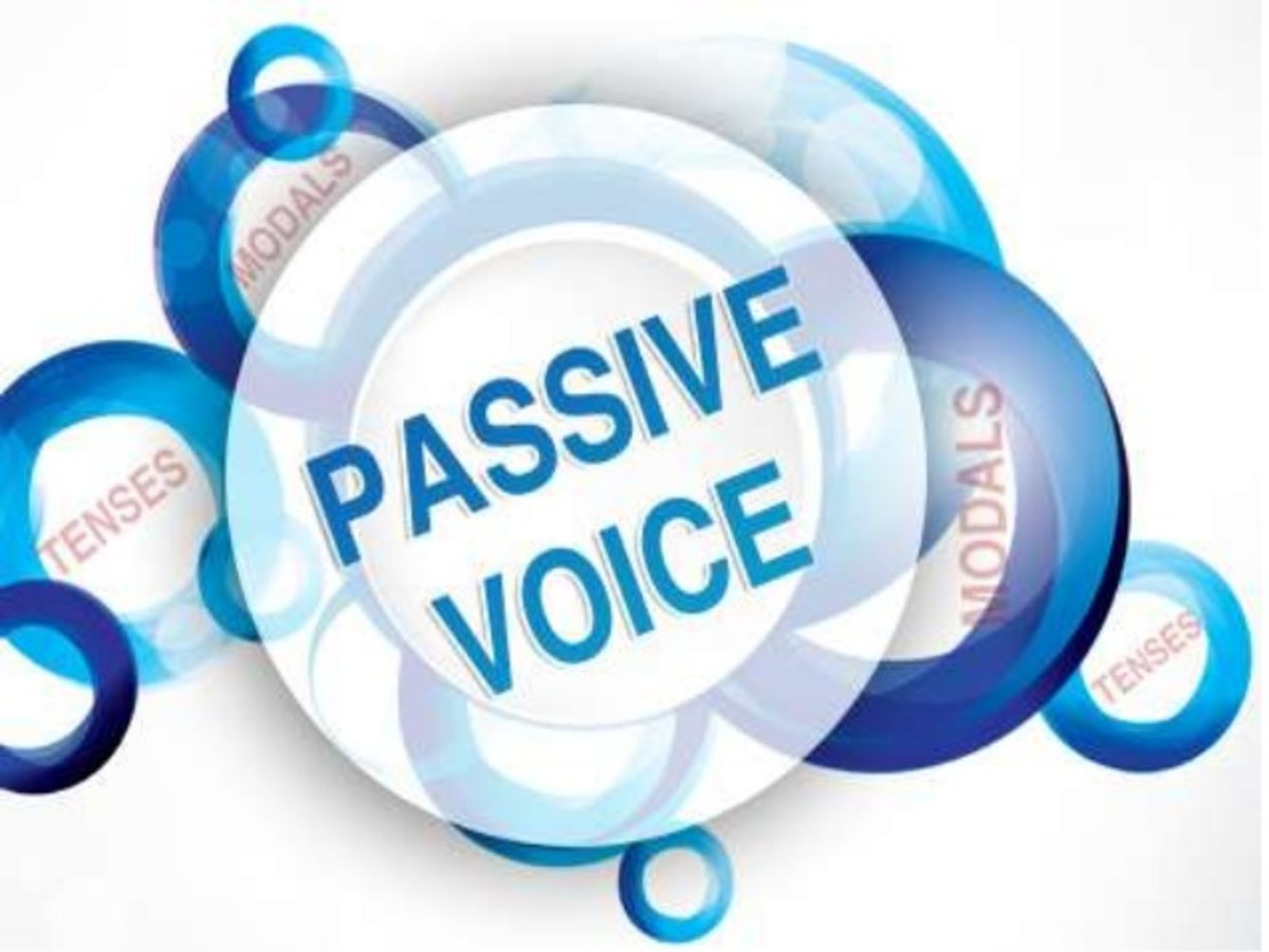 Passive Voice with Detailed Explanation