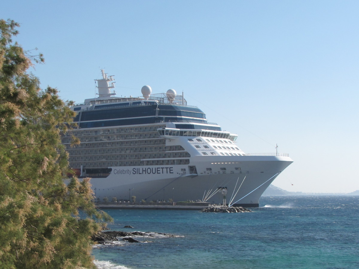 Celebrity Silhouette Eastern Mediterranean Cruise Review