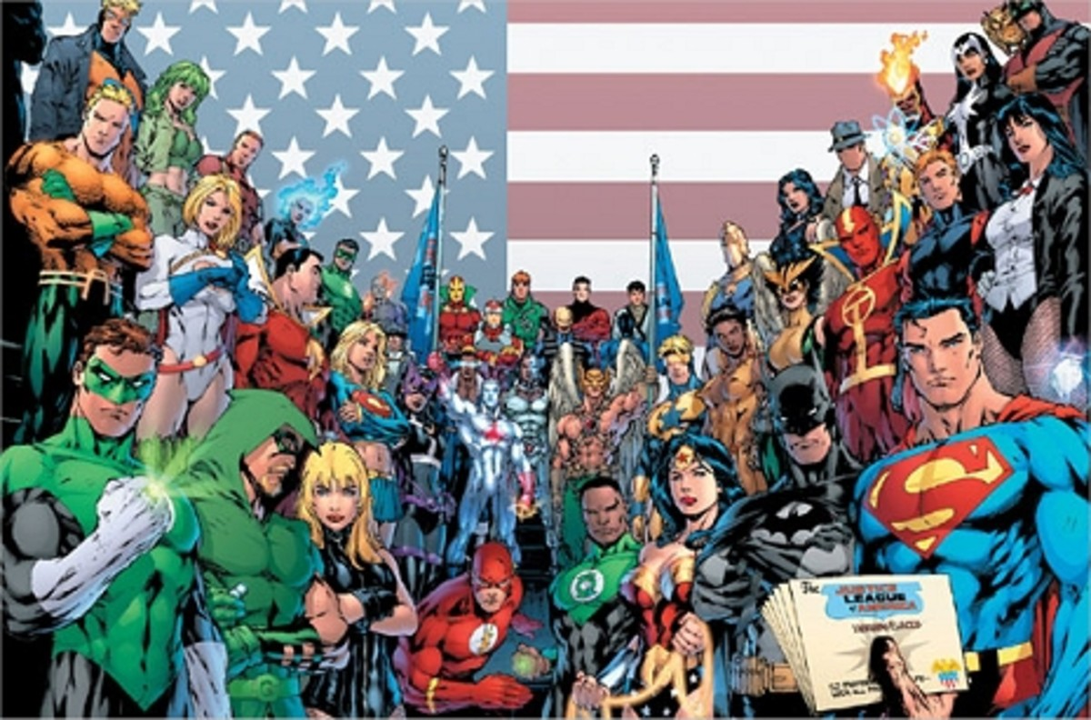 SUPERHERO QUIZ - 100 Questions to test your knowledge | hubpages