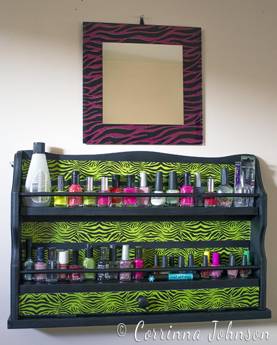 DIY Teen Bedroom Décor