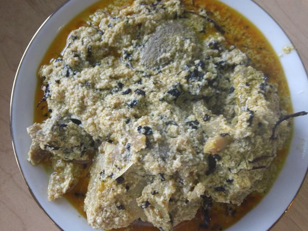 A delicious Calabar food