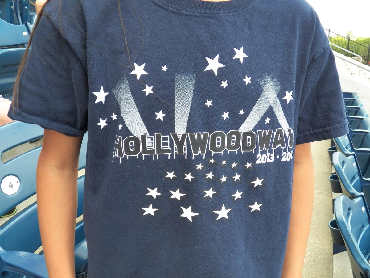 Class T-Shirt front