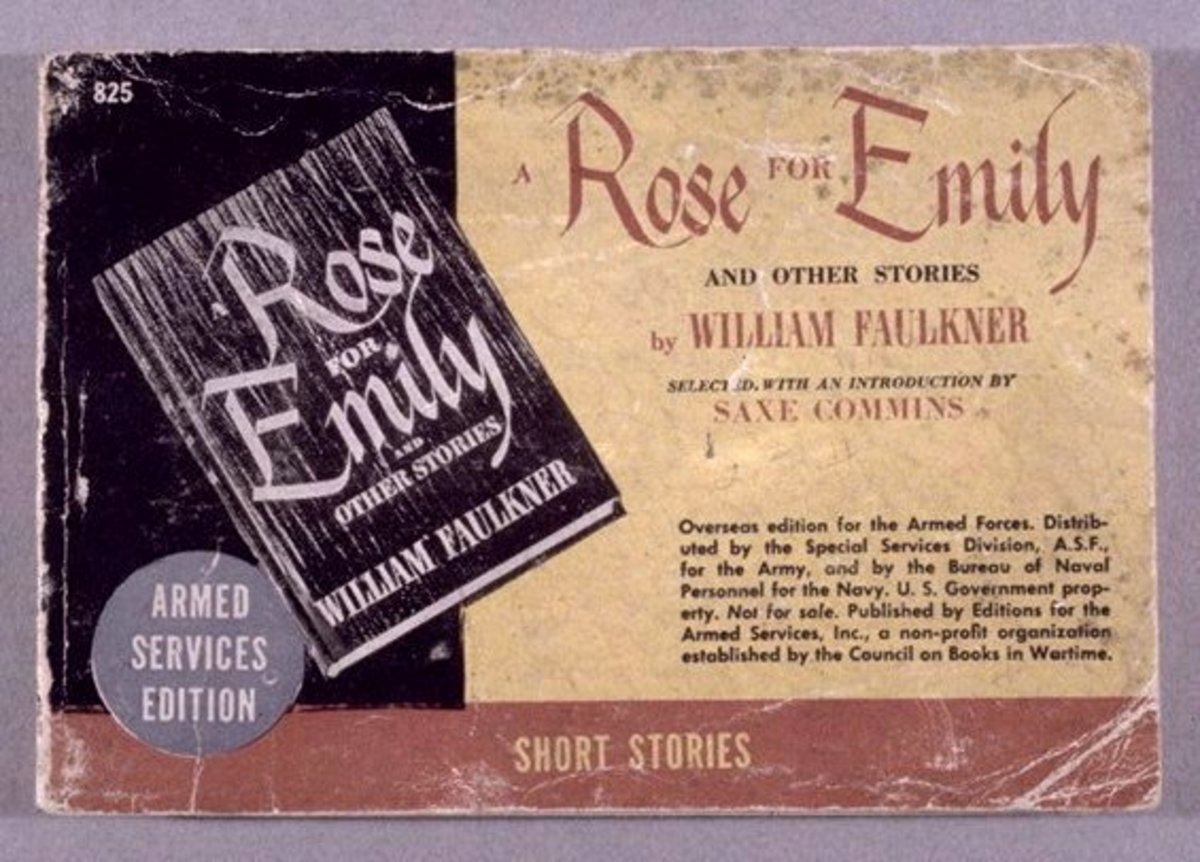 A Rose for Emily Isolated to Insane