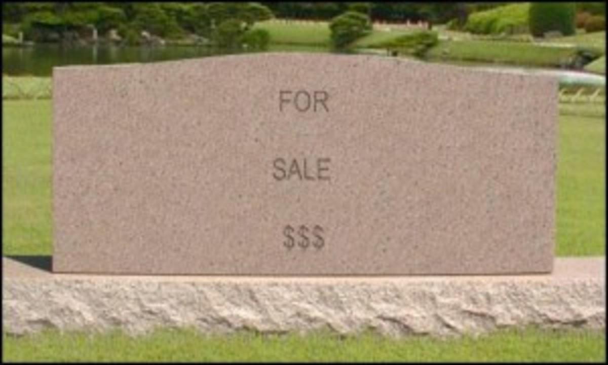 Double Grave Plots For Sale