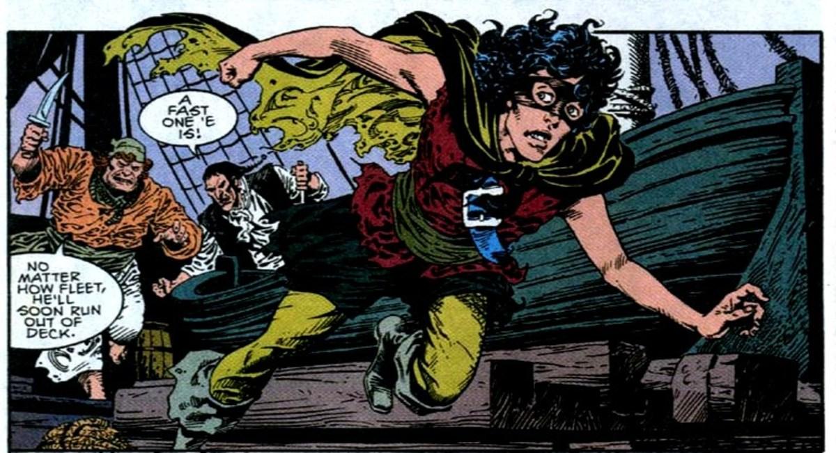 Robin Redblade