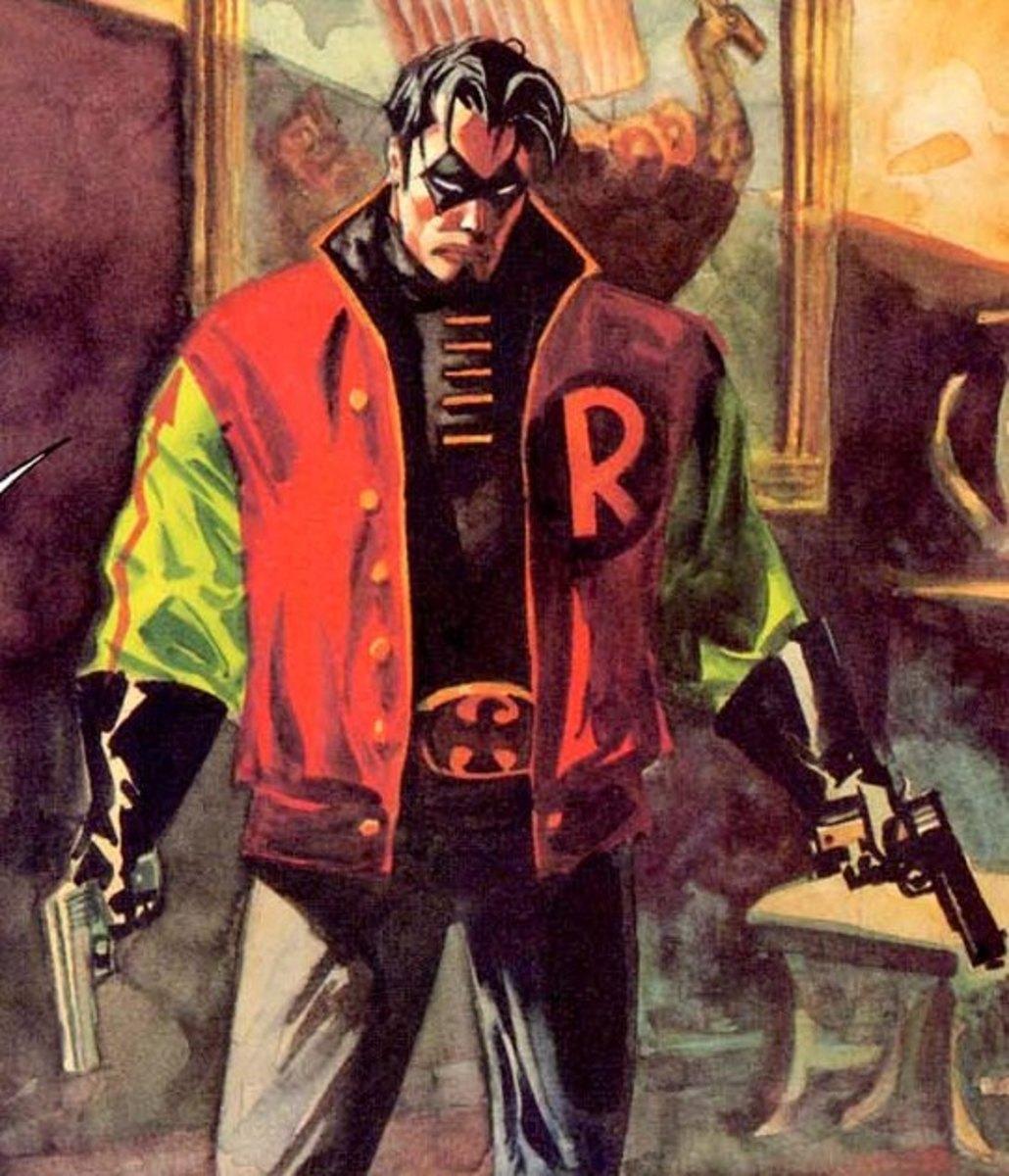 Richart Graustark as Robin