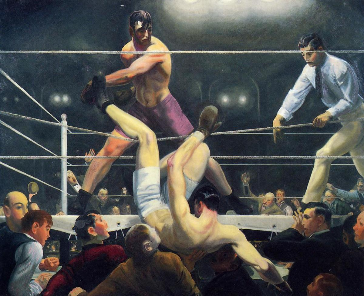 Definition, Etymology and Effectiveness of the Haymaker Punch