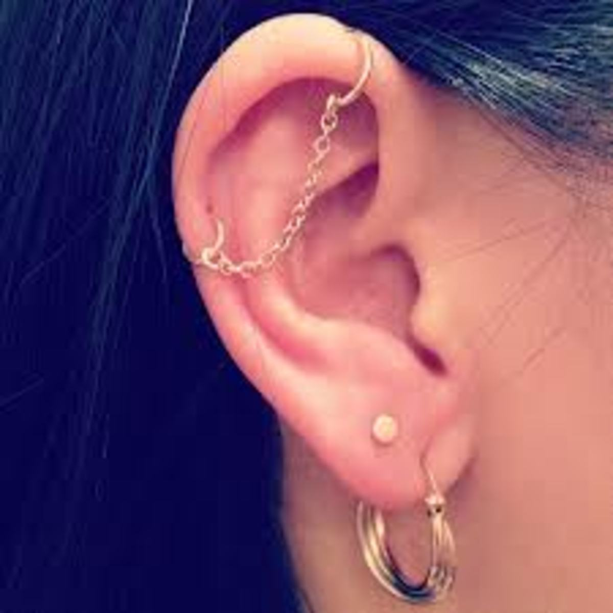 Industrial Piercing Everything You Wish To Know Hubpages