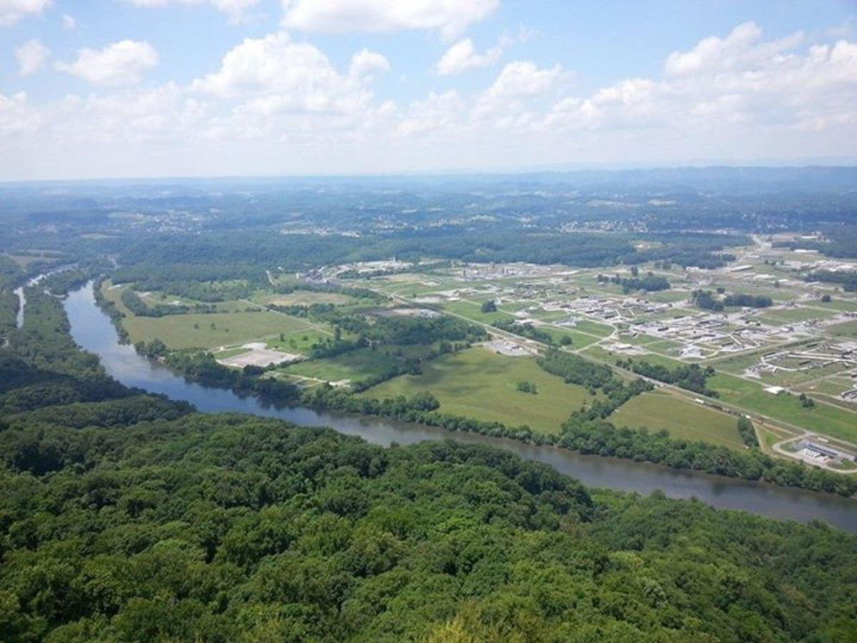 bays-mountain-tennessee