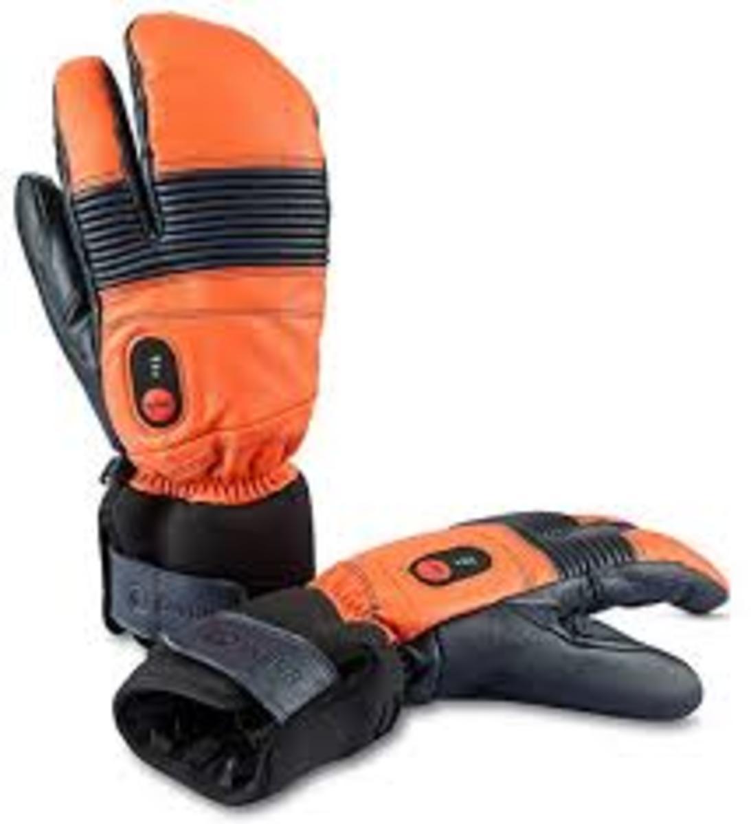 Savoir Heat Safety Orange