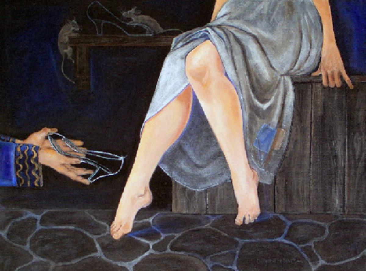 The Glass Slipper, Kaiserine