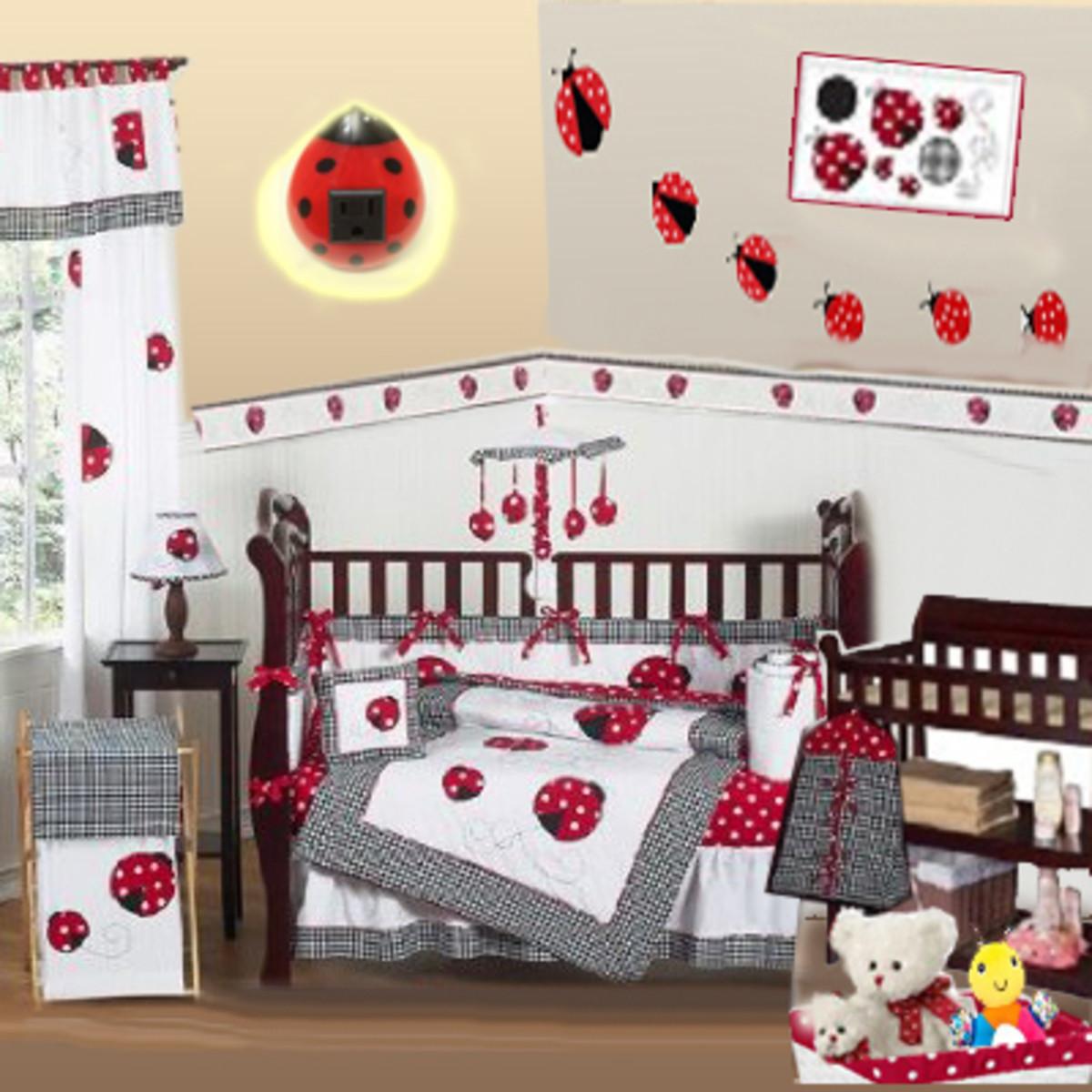 nursery-decorating-ideas-on-low-budget